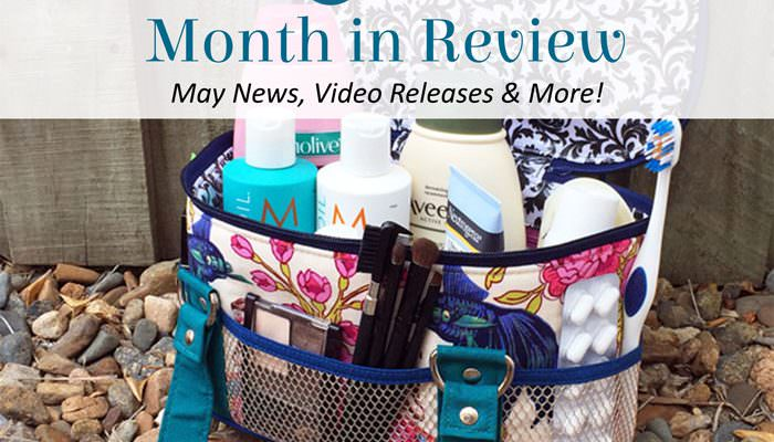 Andrie Designs Month in Review – May 2018