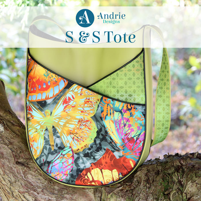 S & S Tote - Andrie Designs