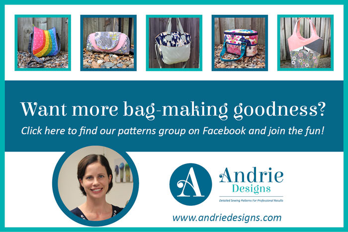 CTA - Click to join our patterns group on Facebook - Andrie Designs