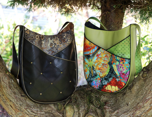 Beautiful pair of S & S Totes! - Andrie Designs