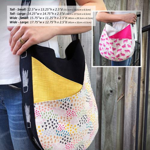 S & S Tote Video Tutorial - Andrie Designs