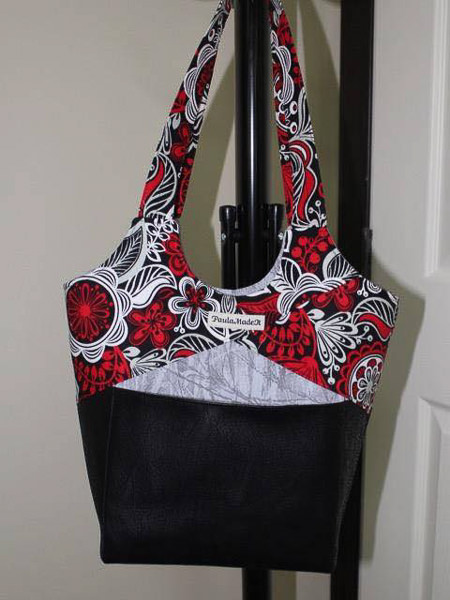 Stand Up Tote by Paula