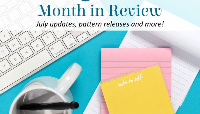 Andrie Designs Month in Review – July 2018