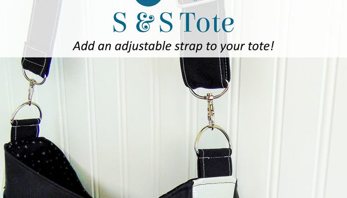 S & S Tote – Adjustable Strap