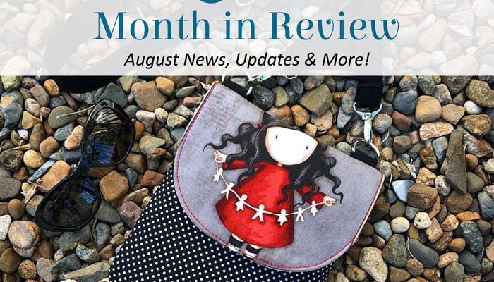 Andrie Designs Month in Review – August 2018