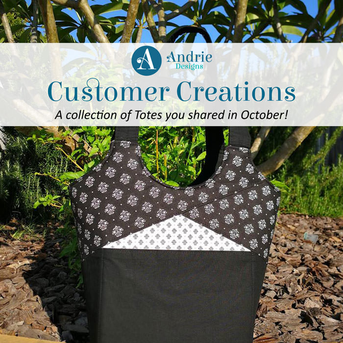 Customer Creations - October 2018 - Andrie Designs