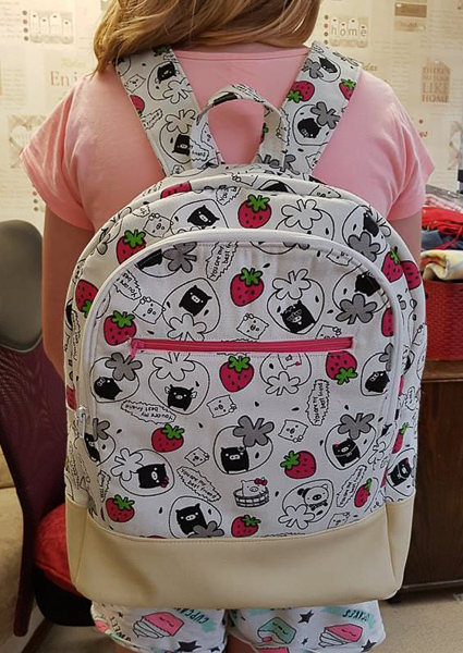 Dawn's Adventure Time Backpack