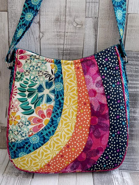 Dorrie's Shades of Yesterday Tote Bag