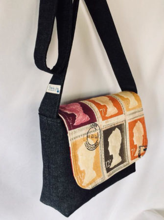 Jane's Good to Go Messenger Bag