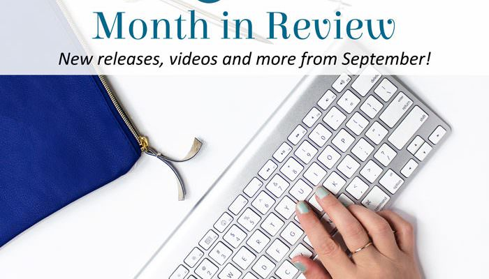 Andrie Designs Month in Review – September 2018
