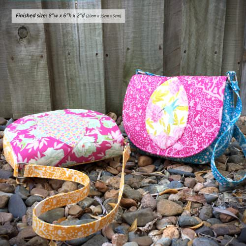 Peekaboo Purse Video Tutorial - Andrie Designs