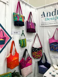 Alison Glass in Bags - Andrie Designs