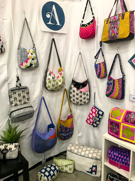 Andover Fabrics in Bags - Andrie Designs