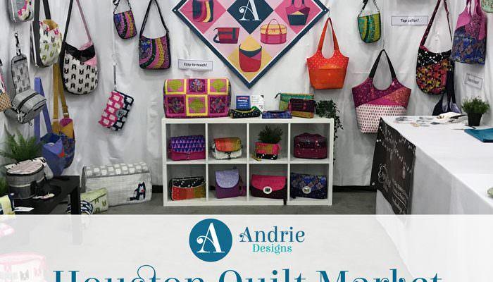 Houston Quilt Market Recap – Part 1
