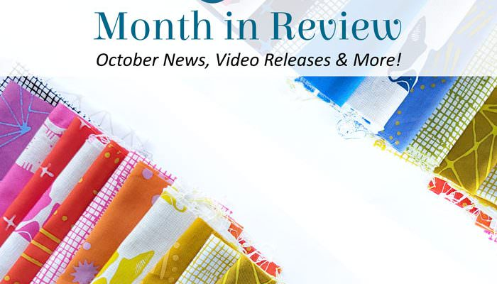 Andrie Designs Month in Review – October 2018