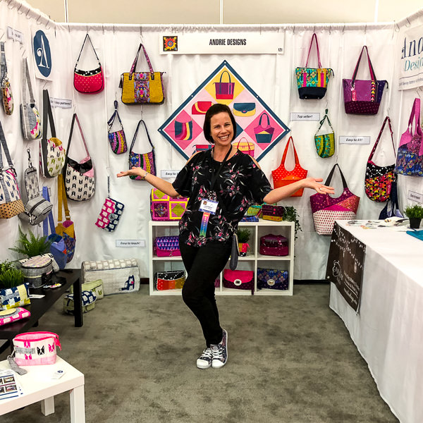 Our Bag Queen - Andrie Designs