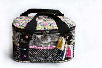 Liz's Bree's Box Toiletry Bag