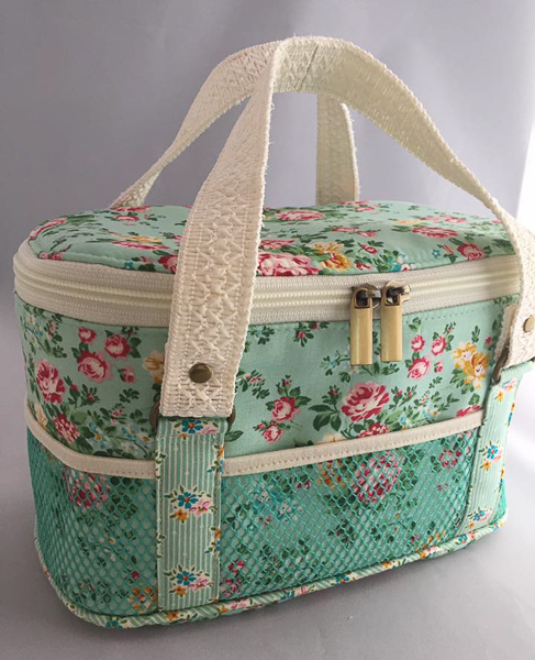 Melisa's Bree's Box Toiletry Bag