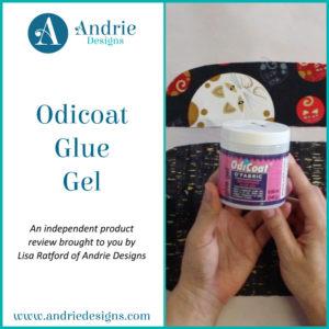 Odicoat Glue Gel - Andrie Designs