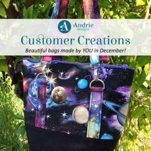 Customer Creations - Decmeber 2018 - Andrie Designs