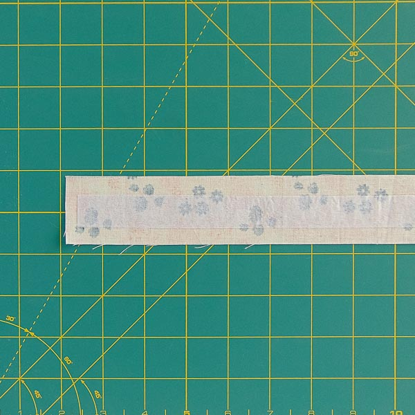 Interfacing on Fabric - Andrie Designs