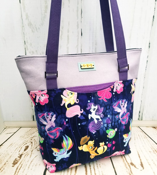 It's My Little Pony for this Classic Market Tote! - Andrie Designs