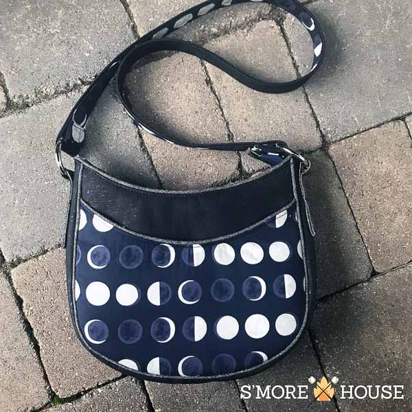 Bag pressed and stuffed - Andrie Designs