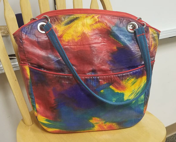 Paige's Creatives Tote - Andrie Designs