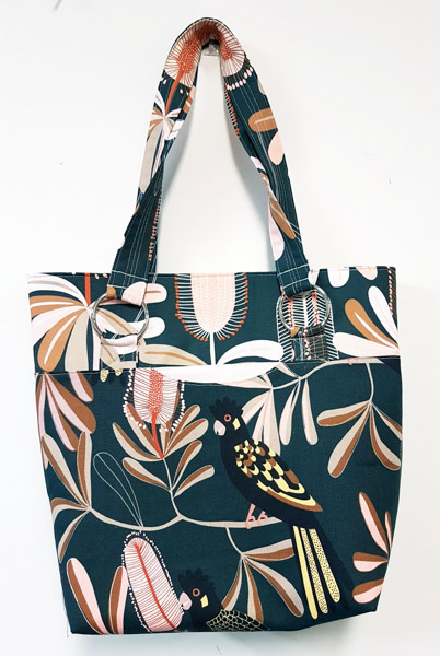 Joelene's Classic Market Tote - Andrie Designs