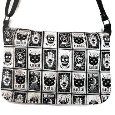 Rachel's Good to Go Messenger Bag - Andrie Designs