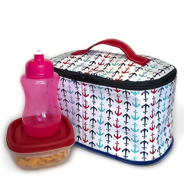 Bree's lunch caddy - Bree's Box Lunch Caddy - Andrie Designs