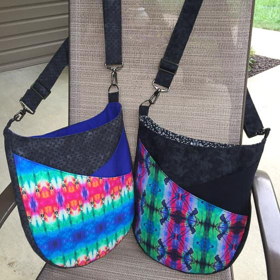Nina's S&S Totes - Customer Creations - August 2019 - Andrie Designs