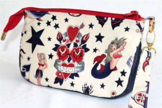 Mermaid ladies V Pouch - Andrie Designs