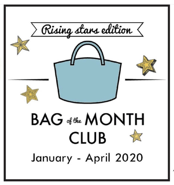 Bag of the Month Club 2020 - Andrie Designs Month in Review - November 2019