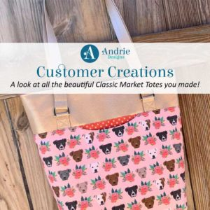 Customer Creations - January 2020 - Andrie Designs