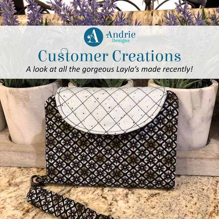 Customer Creations - February 2020 - Andrie Designs