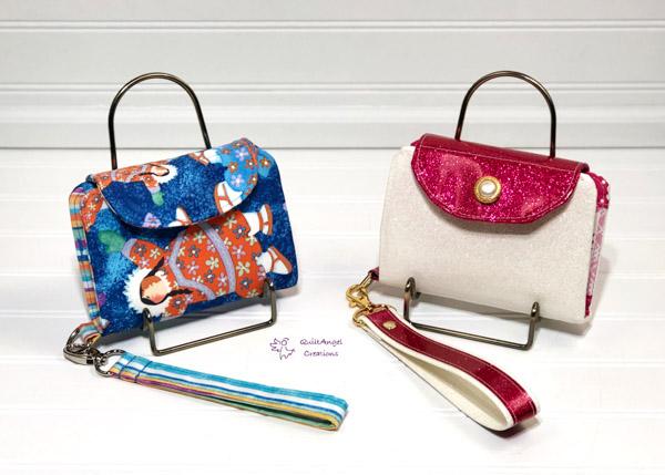 Elizabeth's Layla Essentials Purse - Andrie Designs
