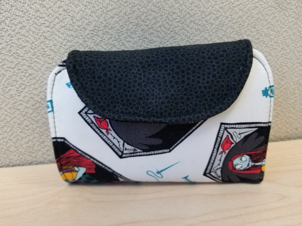 Laura's Nightmare Before Christmas Layla Essentials Purse - Andrie Designs