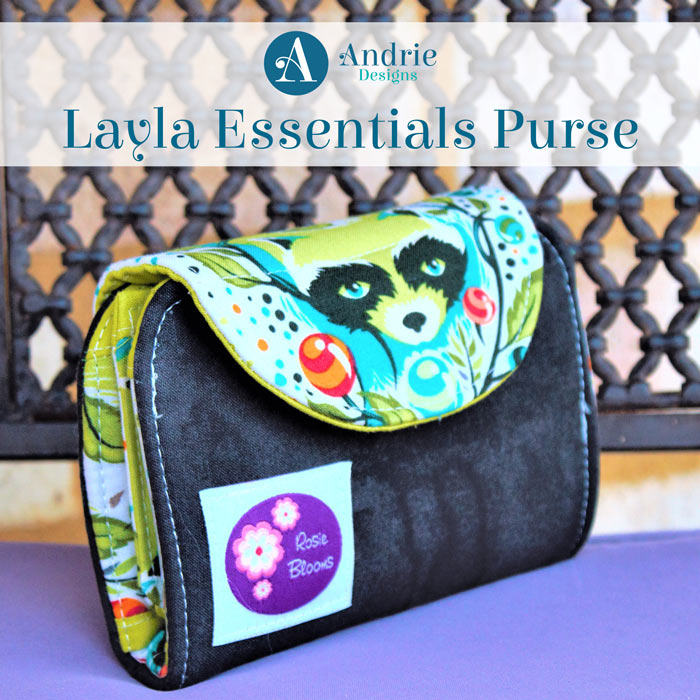 Andrie Designs - Layla Essentials Purse