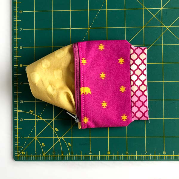 Outer pressed - Layla Coin Pouch - Andrie Designs