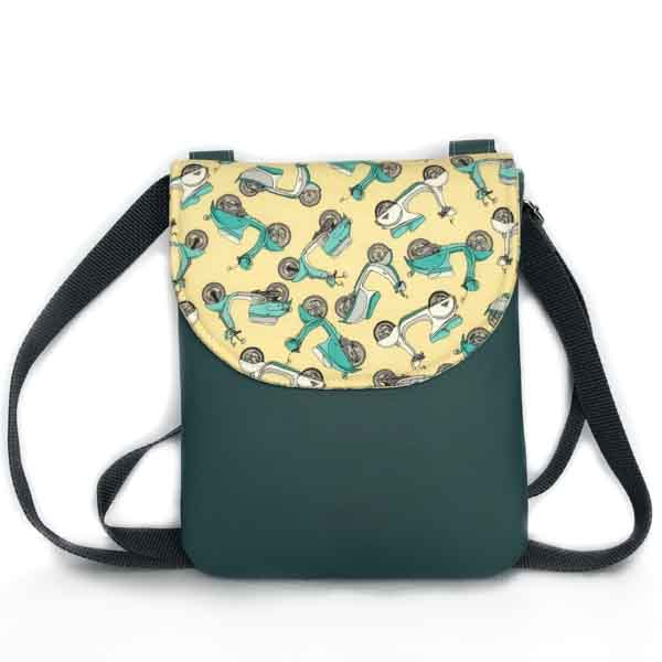 Aimee's Polly Cross Body Pouch - Andrie Designs
