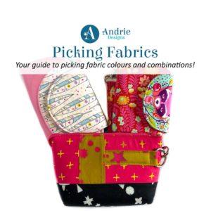 Picking Fabrics - Andrie Designs