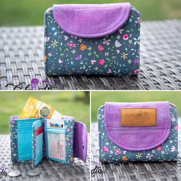 Claudia's Soft and Purple Layla - Customer Creations - Andrie Designs
