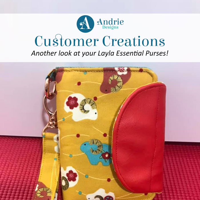 Customer Creations - Andrie Designs