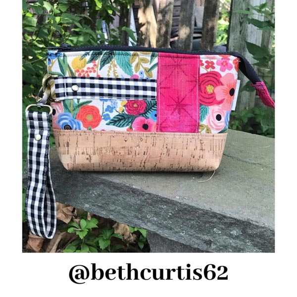 bethcurtis62 - Customer Creations - Classic Clutch - Andrie Designs
