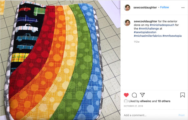Instagram 4 - Customer Creations - Mini Shades & Shades of Yesterday - Andrie Designs