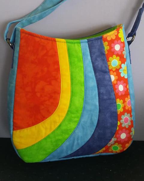 Noreens Rainbow Shades of Yesterday - Customer Creations - Mini Shades & Shades of Yesterday - Andrie Designs