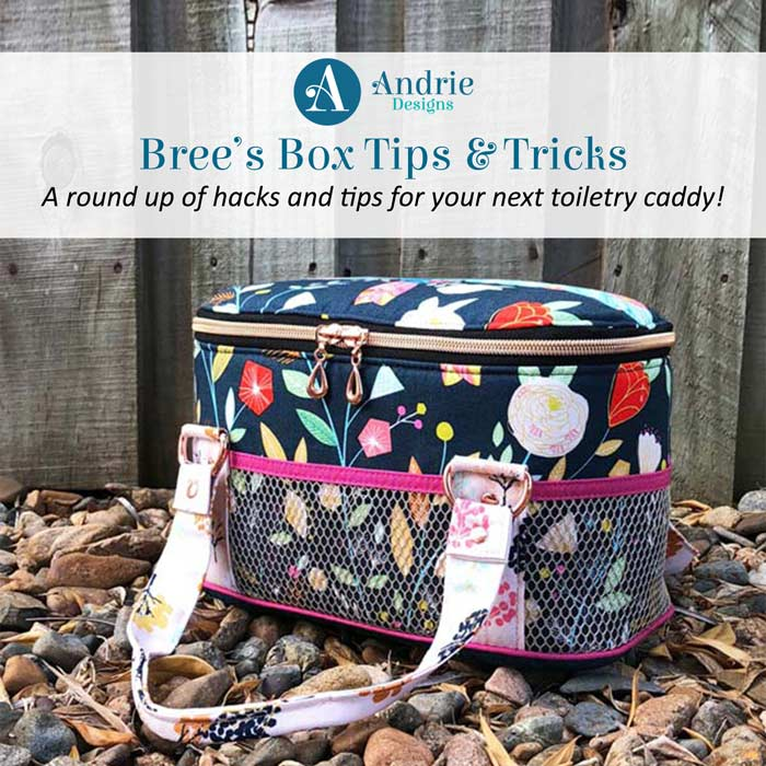 Bree's Box Tips and Tricks - Andrie Designs