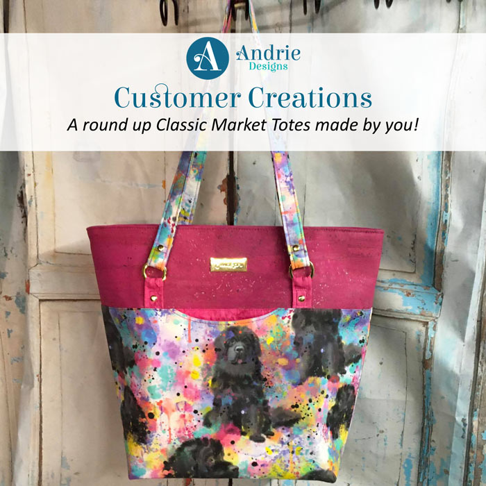Customer Creations - Classic Market Tote