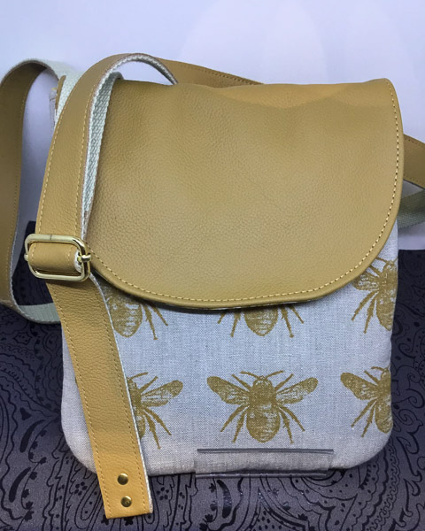 Angies Polly Crossbody Pouch - Customer Creations - May 2021 - Andrie Designs